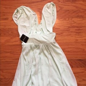 Convertible Party / Bride's Maid Dress Sz 4 Green
